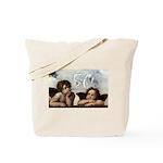 Raphael 50th Tote Bag