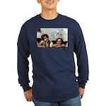 Raphael 50th Long Sleeve Dark T-Shirt