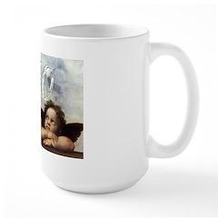 Raphael 50th Large Mug