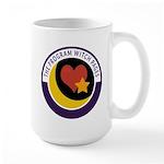 Program Witch Pages Large Mug