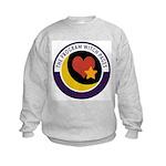 Program Witch Pages Kids Sweatshirt