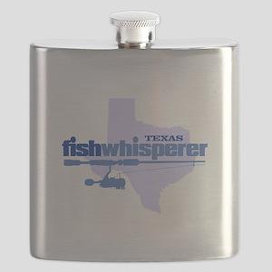 Texas fishwhisperer Flask