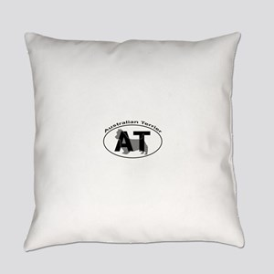 AUSTRALIAN TERRIER Everyday Pillow