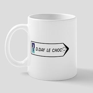D-Day The Clash, France Mug