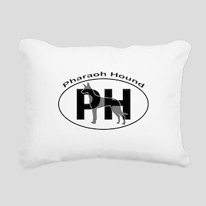 PHARAOH HOUND Rectangular Canvas Pillow