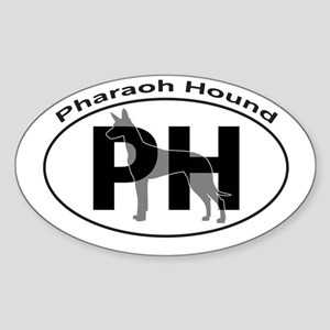PHARAOH HOUND Sticker