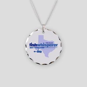 Texas fishwhisperer Necklace