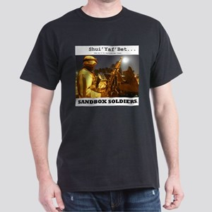 Sandbox Soldiers T-Shirt
