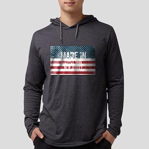Made in Little York, New Jerse Long Sleeve T-Shirt