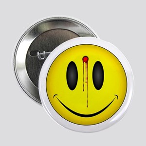 Bloody Happy Face Button
