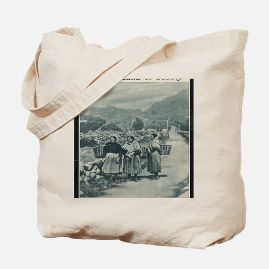 Funny Southern ireland Tote Bag