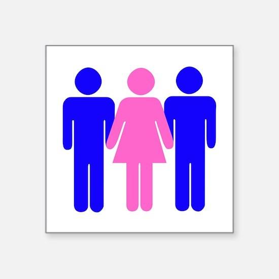 3some female.jpg Sticker