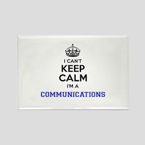 Communications I cant keeep calm Magnets