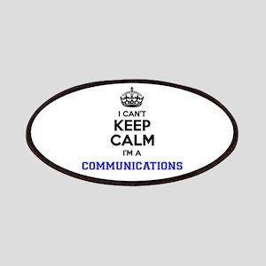 Communications I cant keeep calm Patch