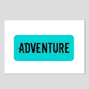 Adventure Postcards (Package of 8)