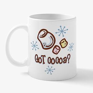 Got Cocoa Mug