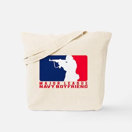 Major League BF 2 - NAVY Tote Bag