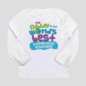 Biomedical Engineer Gif Long Sleeve Infant T-Shirt