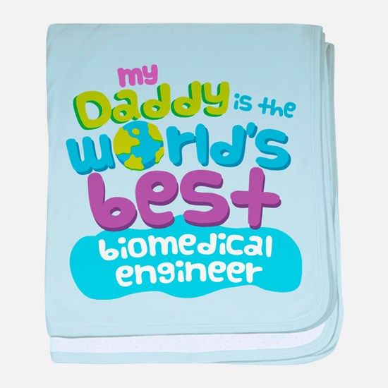 Biomedical Engineer Gifts for Kids baby blanket