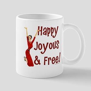 Happy Joyous & Free Al-Anon Mug