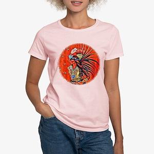 Aztec Bird Dancer Women's Light T-Shirt
