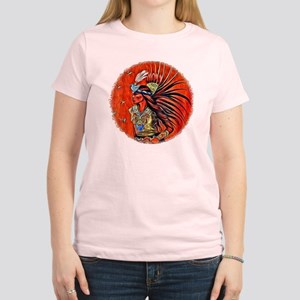Aztec Bird Dancer Women's Light T-Shirt