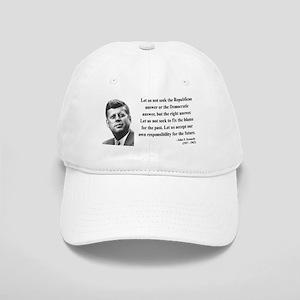 John F. Kennedy 6 Cap