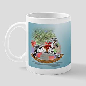 Rocking Horse With Gifts Mug