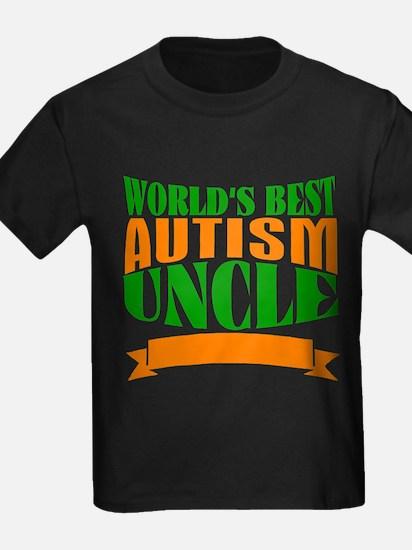 Autism uncle T-Shirt