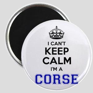 CORSE I cant keeep calm Magnets
