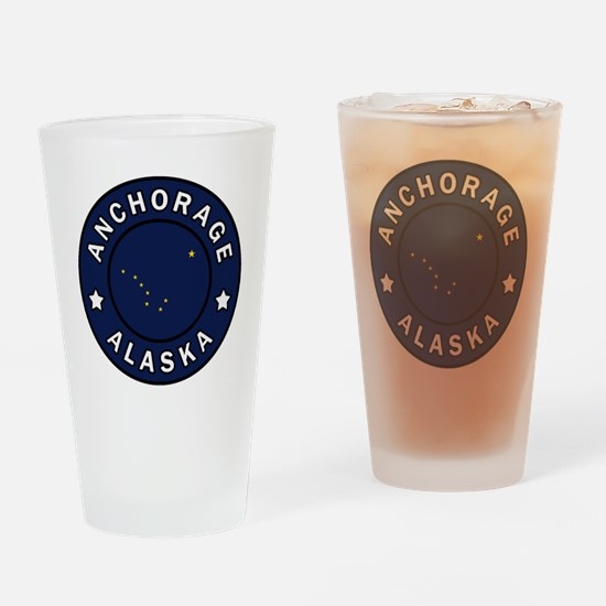 Unique Homer alaska Drinking Glass
