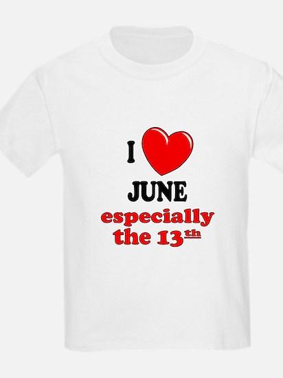 June 13th T-Shirt