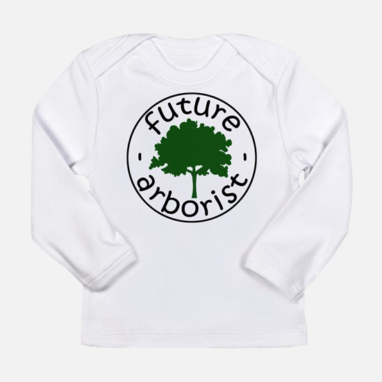 Future Arborist Long Sleeve T-Shirt