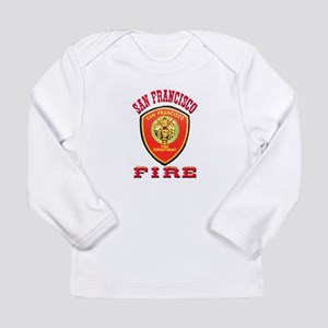 San Francisco Fire Department Baby T Shirts Cafepress