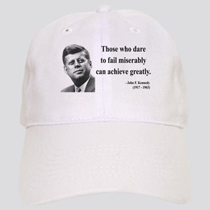 John F. Kennedy 9 Cap