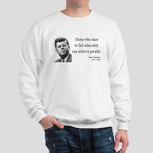 John F. Kennedy 9 Sweatshirt