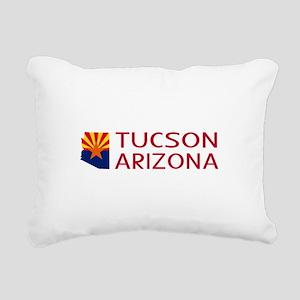 Arizona: Tucson (State S Rectangular Canvas Pillow