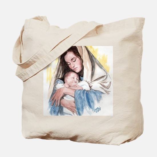 Cool Madonna Tote Bag