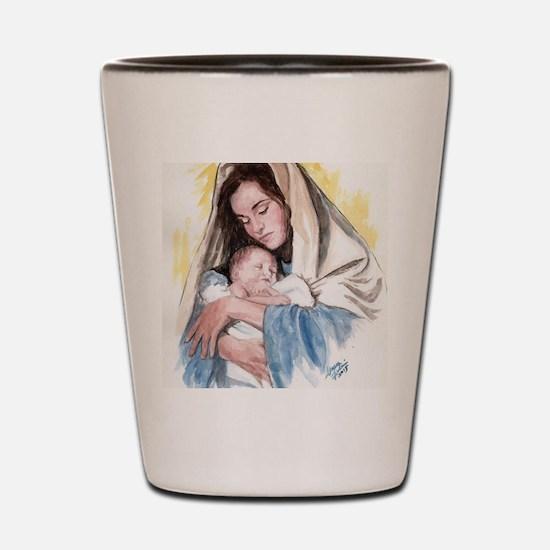 Unique Virgin Shot Glass