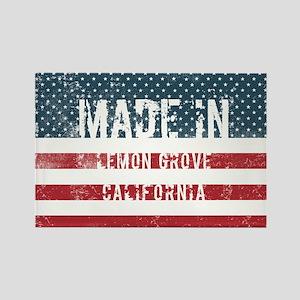 Made in Lemon Grove, California Magnets