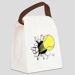 Breakthrough Tennis Canvas Lunch Bag