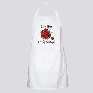 Little Sister Ladybug BBQ Apron
