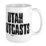 Black Logo Tall Mug Mugs