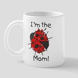 I'm the Mom Ladybug Mug