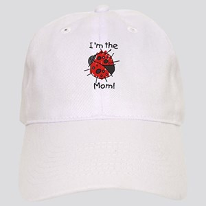 I'm the Mom Ladybug Cap