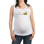 Cat Skinner Maternity Tank Top