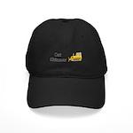 Cat Skinner Black Cap
