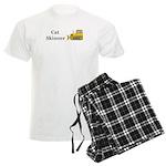 Cat Skinner Men's Light Pajamas