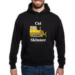Cat Skinner Hoodie (dark)