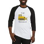 Cat Skinner Baseball Jersey